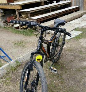 Велосипед горный мтр