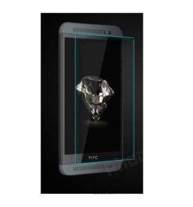 Защитное стекло на HTC One E8