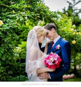 Свадебный фотограф. Свадебная фотосессия.