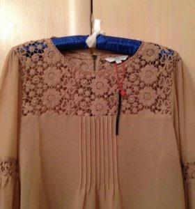 Блуза новая 48 р-р