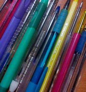 Ручки без колпочка