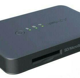 Беспроводный медиаридер PNY wireless media reader