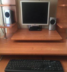 Продаётся офисный компьютер