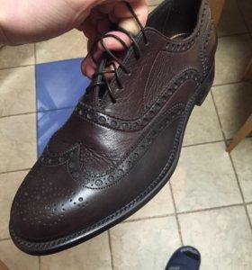 Туфли мужские Santoni