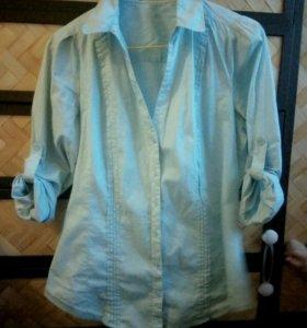 Блуза - рубашка Ostin
