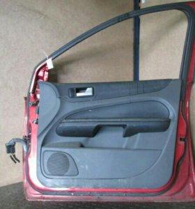 Передняя правая дверь на форд фокус 2