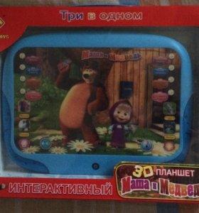 Планшет Маша и Медведь