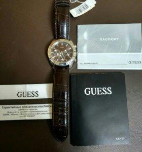 Часы Guess новые оригинал.