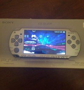 PSP 2008 Silver
