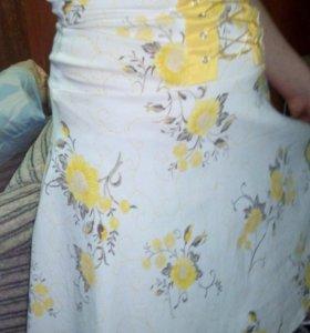 Платье 40-46 размера