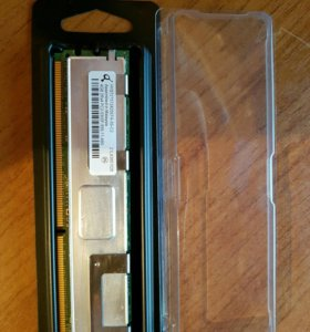 Модуль памяти FB-dimm DDR2 PC2-5300F 4Gb