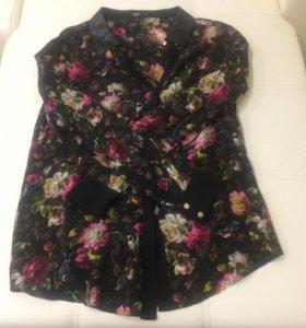 Шелковая блуза| Oasis