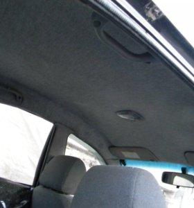 салон автомобиля Chevrolet Lanos