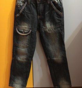 Новые джинсы Турция (110 см) 5 лет