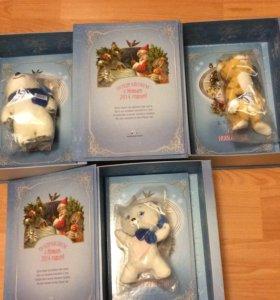 Коллекция игрушек Олимпиада 2014