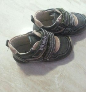 Ботиночки на мальчика.