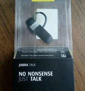 Гарнитура JABRA Talk Bluetooth Headset