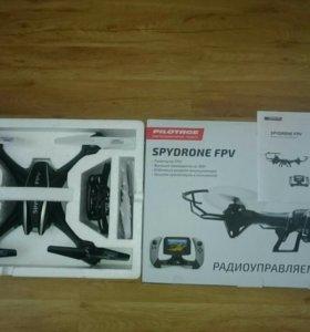 Квадрокоптер новый Pilotage spydrone FVP