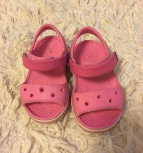 Детские Crocs c4