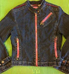 Куртка Sela джинсовая