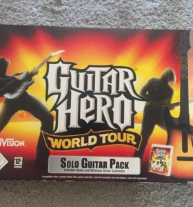 Guitar hero PS3+4 диска
