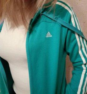 Оригинальная олимпийка Adidas НОВАЯ
