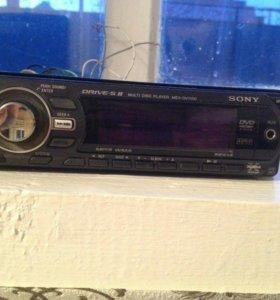 Телевизор и видео магнитола для машины
