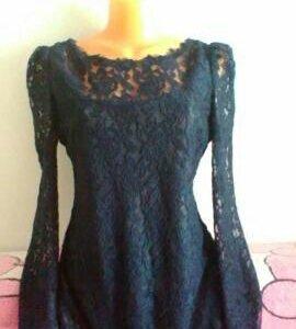 Продам новое кружевное платье