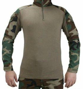 Рубашка тактическая woodland