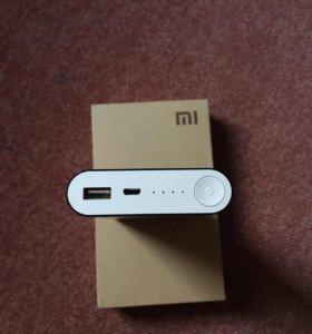 Портативное зарядное устройство Xiaomi 20800mAh