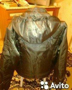 Куртка новая 46 раз