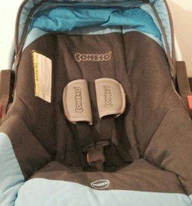 Детское автокресло Coneco Pioneer (0-13 кг)