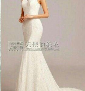 Новое красивое платье с биркой