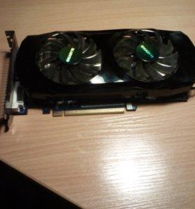 Видеокарта Gigabyte GeForce GTX 460