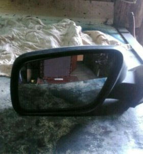 Большое Зеркало заднего вида приора