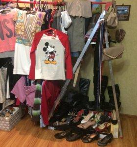 Вещи, обувь, аксессуары!!!