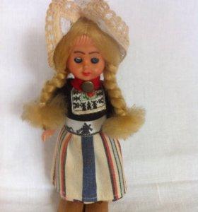 Коллекционная кукла. СССР
