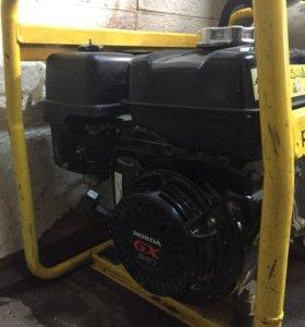 Мотопомпа Wacker Neuson PT 3, двиг. Honda GX 240