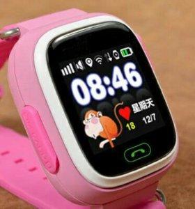 Детские часы (цвета разные есть)(К)