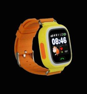 Детские часы (цвета разные есть)(м)