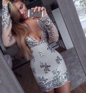Шикарное платье пайетки 😍😍😍