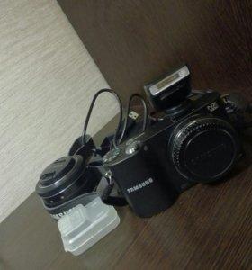 SAMSUNG NX1000 Kit