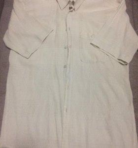 Рубашка мужская XXL мягкая