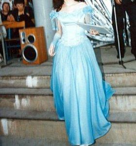Платье вечернее выпускное на бал