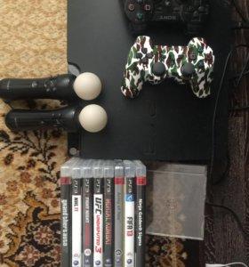 Продам поменяю игровую приставку PS 3