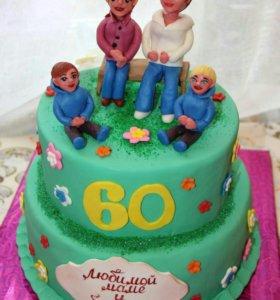 Домашние тортики на любой вкус