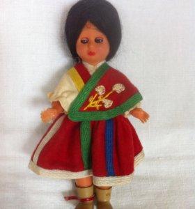 Кукла коллекционная. СССР
