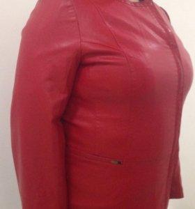 Куртка ЭКО кожа 56-60 размер