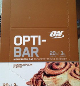 Optimum Nutrition, Opti-Bar High Protein Bar