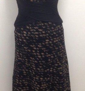 Платье дизайнерское -44-46размер